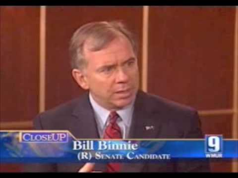 Did You Hear Republican NH Senate Hopeful Bill Binnie Is 'Excited About Gay Marriage'?
