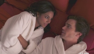 Let's Listen in to Matt Bomer's Pillow Talk With a Lady