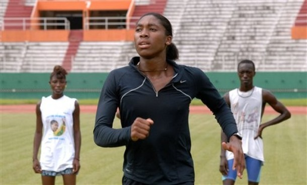 Caster Semenya Once Again Free to Trounce the Track Competition