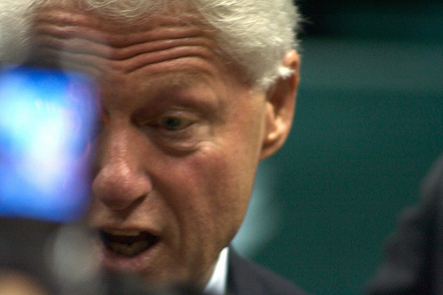 Bill Clinton Was Just Declared a Constitutional Violator. Is There A Worse Sin?