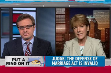 Martha Coakley is Flying High On Her DOMA Win