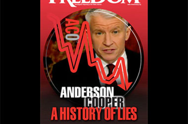 Anderson Cooper Is 'The Least Trusted Name In News,' Says Trustworthy Church of Scientology