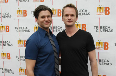 Neil Patrick Harris Plays Straight In Harold & Kumar. And What Will David Burtka Play?