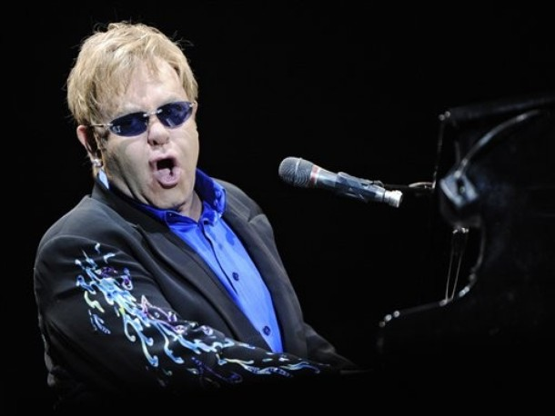Elton John Makes Music, Bitter Boycott Catfight in Arizona