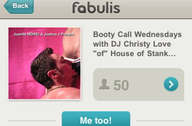 If You Download Fabulis' iPhone App, Should You Expect A Grindr-Like Experience?