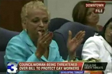 Why Won't Memphis Mayor AC Wharton Back Janis Fullilove's Anit-Discrimination Measure? He Promised