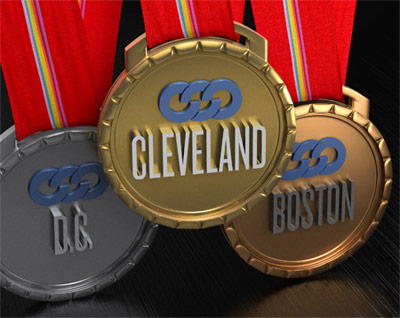 Cleveland Synergy Foundation: 2014 Gay Games' First Losers