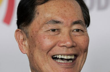How Does George Takei Answer the Phone?