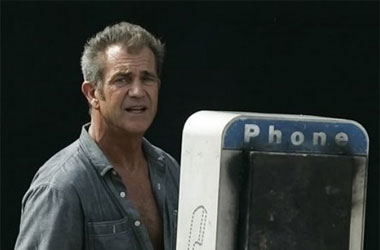 Mel Gibson Hates You Fags, Too