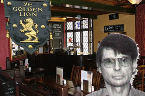 The Golden Lion: Great Pub For Meeting Friends, Becoming Serial Murderer's Victim