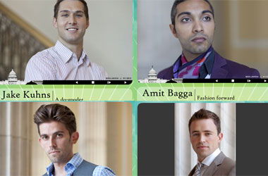 How Many Gays Made The Hill's 50 Most Beautiful?