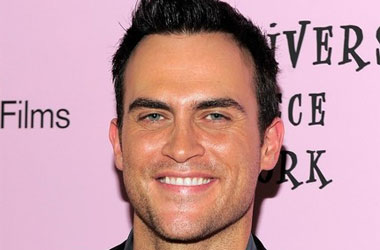 Cheyenne Jackson On Glee: It's Time For The Gay To Out-Masc Matthew Morrison