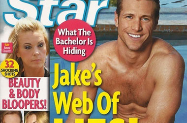 Even If The Bachelor's Jake Pavelka Isn't Gay, Will He Still Strip for Playgirl?