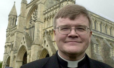 Why Is The Church of England Always Beating Up On Priest Jeffrey John?