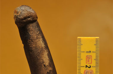 Ancient Fire Tool Or 8,000-Year-Old Dildo?