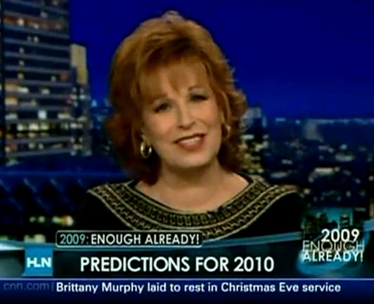 Is Joy Behar About to Turn Larry King's Show Into Homo Hour?