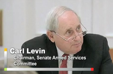 Sen. Carl Levin Doesn't Want the DADT Survey Results to Ever Be Made Public. Should They?