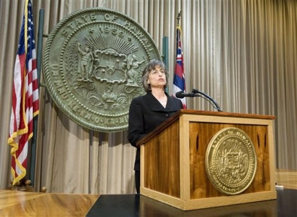 The Really Embarrassing Part of Hawaii Gov. Linda Lingle Comparing Gay Marriage to Incest