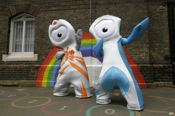 How the London 2012 Olympics Is Going to Make Itself Look Even Gayer