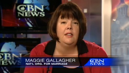The 'Morally Outrageous And Intellectually Absurd' DOMA Ruling, As Told By Maggie Gallagher