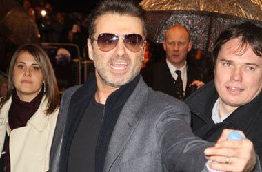 George Michael Has 8 Weeks In Prison To Think About His Next High