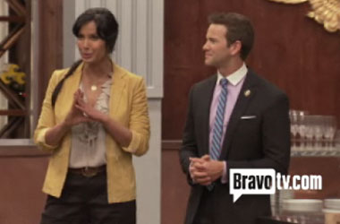 Rep. Aaron Schock Gives Top Chef Contestants Something Tiny For Their Mouths