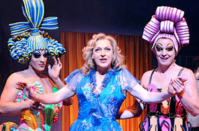 Anything Is Possible: Priscilla, Prostitutes, And VIPs In London's Gay Theater District