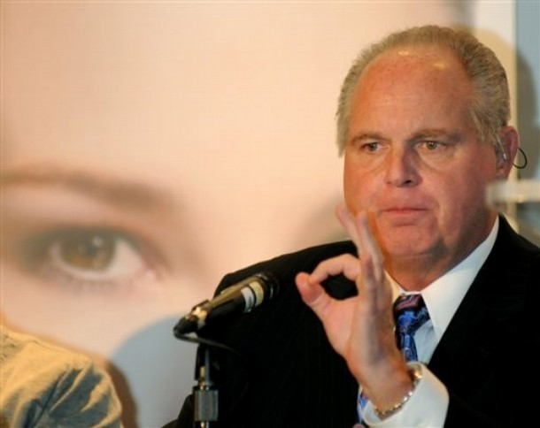 LISTEN: Rush Limbaugh Doesn't Want Your Sexual Orientation Rammed Down His Throat