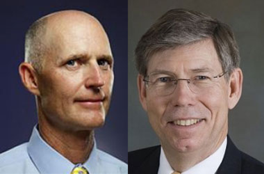 Can Rick Scott Be Florida's Republican Governor If He Owns a Dating Site That Gays Use?