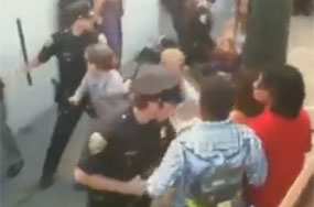 The Cops Got Pretty Violent With These Women at San Francisco Pride. Was It Justified?