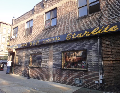 Your Last Weekend to Grab a Drink at NYC's Oldest Black Gay Bar Starlite Lounge