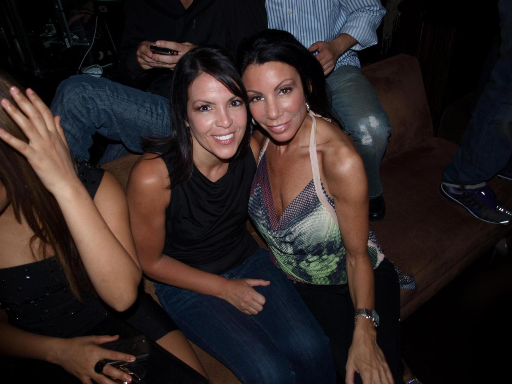 Danielle Staub + Lori Michaels Still Enjoying Each Other's Company (And The Attention It Brings)