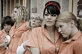 Stuck!: A Women In Prison Flick Where You're the One Serving Hard Time