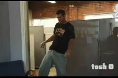 Are Most Viral Videos Gay, Or Does Daniel Tosh Just Pick the Gayest Ones?