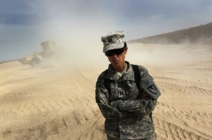 The Fun Begins: 400,000 American Troops Start Weighing In On Homos' Right to Serve Openly