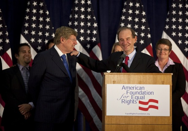 Will The Gays Get Prop 8's Supporters to Pay Ted Olson + David Boies' Bills?
