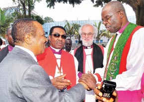 What Do You Call It When 400 Anti-Gay Bishops Descend Upon Uganda For 7 Days of Fun + Sin?