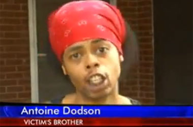 Antoine Dodson Found A House to Hide A Husband In