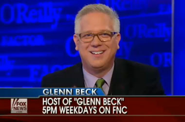 How Did Glenn Beck Become a Rational Human Being on Same-Sex Marriage?