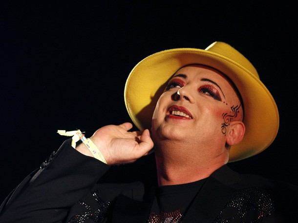 Boy George Is Reviewing Hotel Thread Counts Now