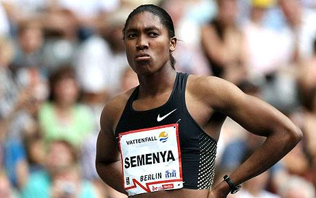 Caster Semenya's Competition Isn't Exactly Thrilled to See Her Return to the Track
