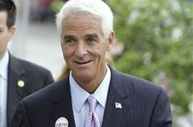 Charlie Crist Isn't Sure Whether He Loves or Hates Health Care Reform