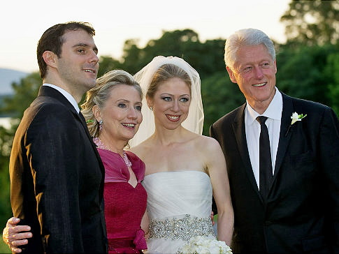 Bryan Rafanelli, Homosexual Event Planner, Successfully Pulls Off Chelsea Clinton's Wedding