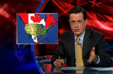 Canada + Mexico's Marriage Equality Threaten to Gay Drain America