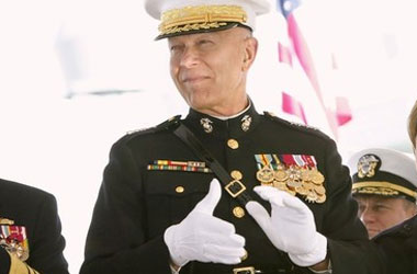Marine Chief James Conway: Marines More 'Macho,' So It's Harder For Them to Deal With Openly Gay Sailors