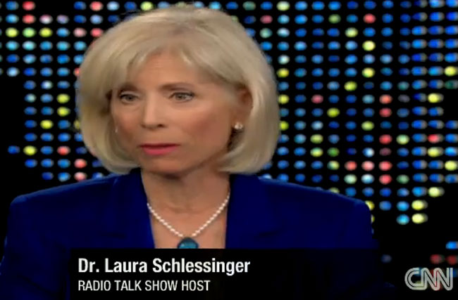 Dr. Laura Schlessenger Quits Radio Show Rather Than Stop Saying N-Word And Calling Gays 'Deviants'