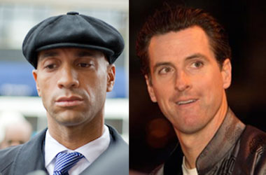 While D.C. Mayor Adrian Fenty Is Bolstering Support for Gays, Why Is SF Mayor Gavin Newsom Retreating?