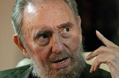 Fidel Castro: Blame Me For Cuba's Persecution of Queers