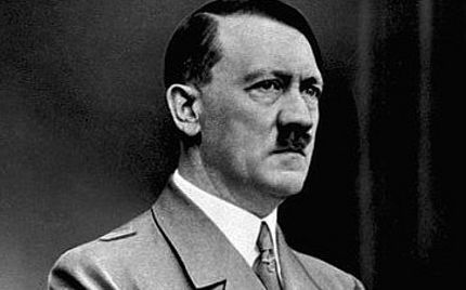 If Hitler Had The Chance To Exterminate Earth's Inferior Races, He Never Would've Existed