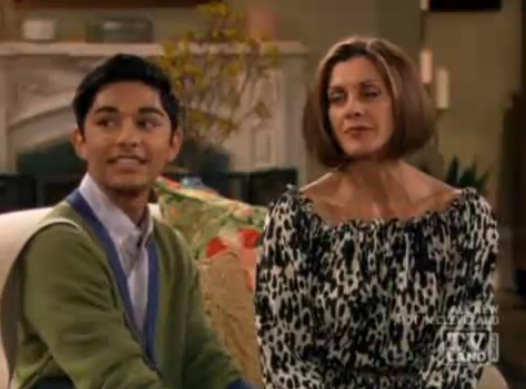 What Gay Punchlines Did Mark Indelicato Bring to Hot In Cleveland?